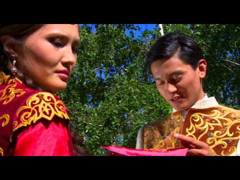 Heritage - Kazakh applied art (EN)