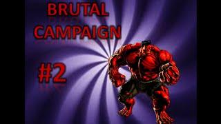 Roblox BRUTAL Campaign Episode #2 | Longest Campaign map
