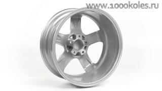 Литые диски Rial · Oslo · polar silver в интернет магазине 1000koles ru(, 2015-09-26T16:58:06.000Z)