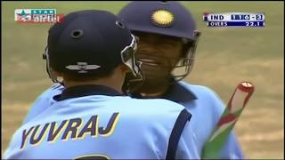 Download ** Rare ** India vs Australia ICC Knockout 2000 HQ Highlights ** Thank you Yuvraj ** Singh is King Mp3 and Videos