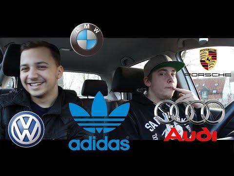 Pronouncing German brands! (Porsche, Adidas, Volkswagen etc.)