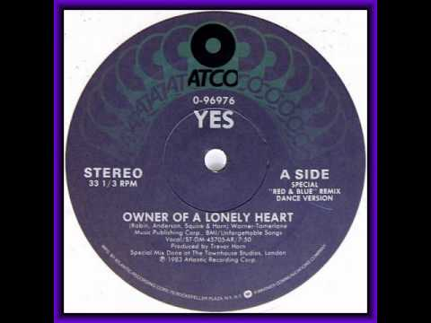 Yes -- Owner Of A Lonely Heart acapella
