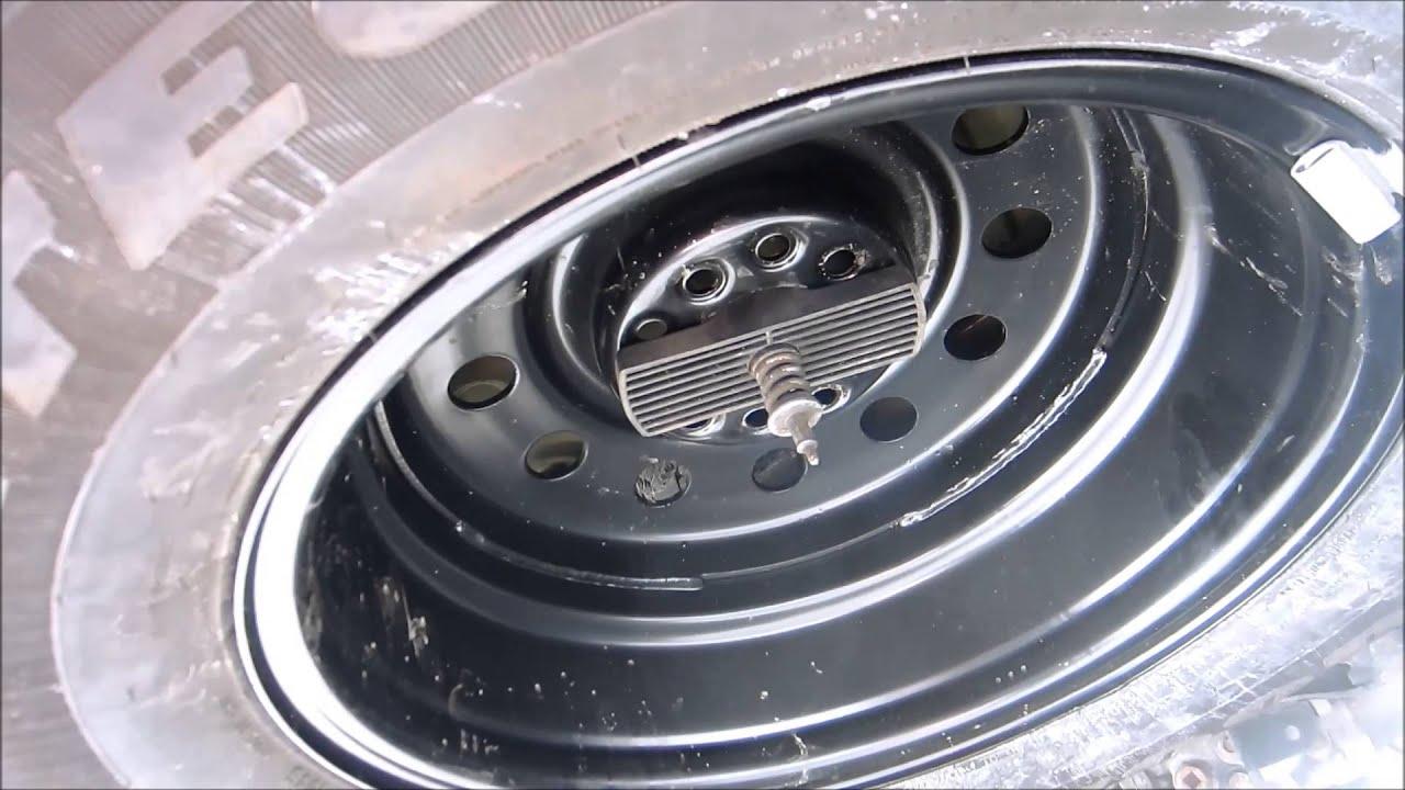 2006 Honda Pilot Full Size Spare Youtube
