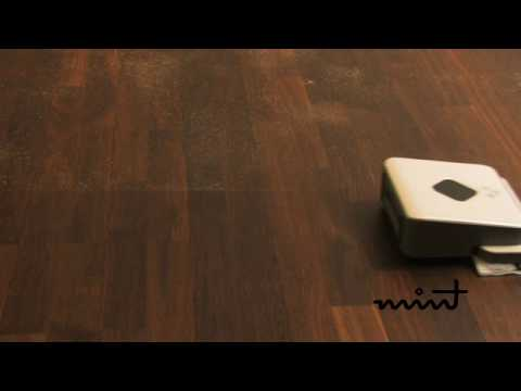 Mint Automatic Floor Cleaner Overview   YouTube