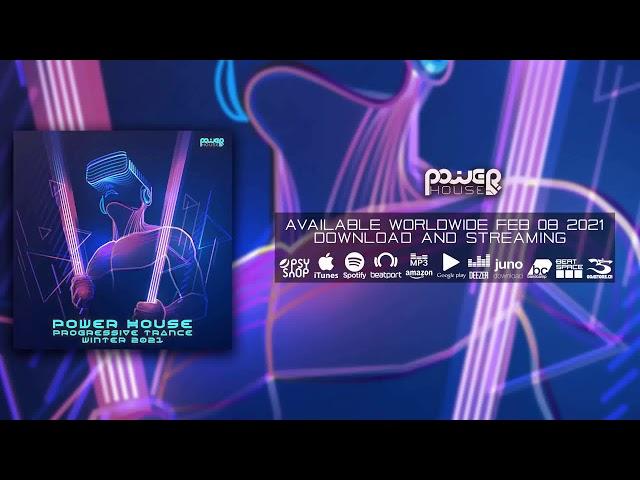 Power House Progressive Trance Winter 2021 Dj Mix
