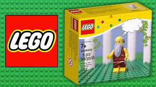 NEW! LEGO 'PHILOSOPHY' RANGE