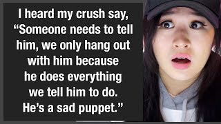 Hurtful Things People Overheard About Themselves