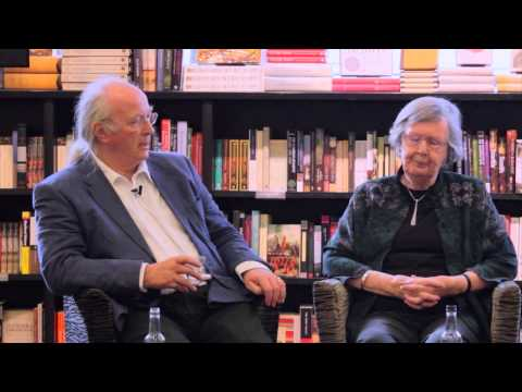 Penelope Lively and Philip Pullman on methods of work: planning versus writing into the dark
