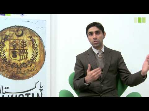 Interview with Moeed Yusuf about Pakistan in the post- 9/11 world
