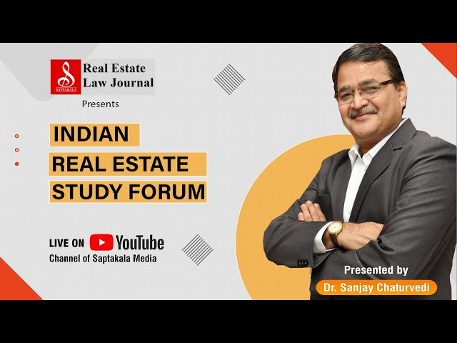 Indian Real Estate Talk Show 5th Feb 2021