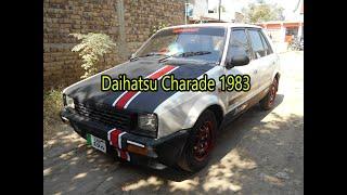 Daihatsu Charade 1983 Review