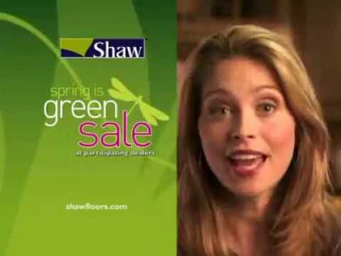 South Florida TV Commercial Production Company - Shaw Floors Spring Sale