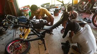 Download lagu Perakitan motor modifikasi supra fit