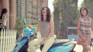 TVS Scooty Zest 110 - Your #CollegeWaliGaadi