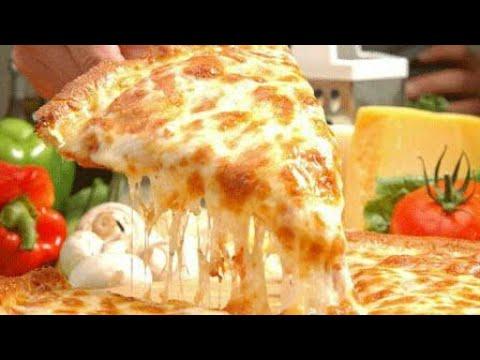 صورة  طريقة عمل البيتزا طريقة عمل بيتزا مارجريتا مع شيف عماد طريقة عمل البيتزا من يوتيوب