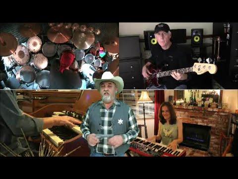 "Emerson, Lake & Palmer / ""The Sheriff"" International Collaboration"