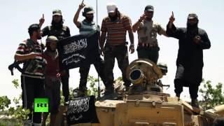 Программа Вашингтона по подготовке сирийских бойцов не оправдала надежд США
