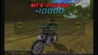 Let's Play MTX Mototrax Part 1: Travis Pastrana's Compound (Freeride)