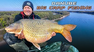Wild Water Adventures part 37. A movie by Gábor Döme Big Carp Fishing on River Danube