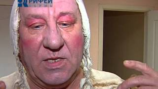 Сюжет В ТЮЗе состоялась премьера спектакля ПИТЕР ПЕН от 22 10 12