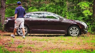 2013 Lincoln MKZ | an average guy's review