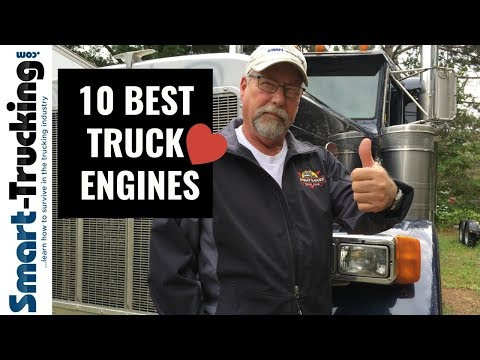 The 10 Best Truck Engines ( EVER)!