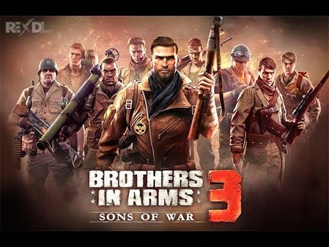 HOW TO DOWNLOAD BROTHER IN ARMS MOD APK FOR ANDROID