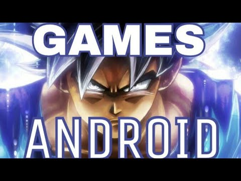 Top 10 dragon Ball z games for Android from YouTube · Duration:  5 minutes 27 seconds