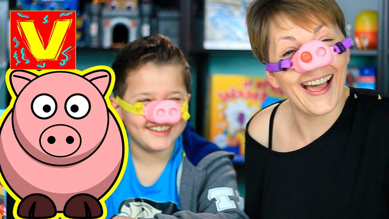 Piggies mangiatutto giochi per bambini e ragazzi da