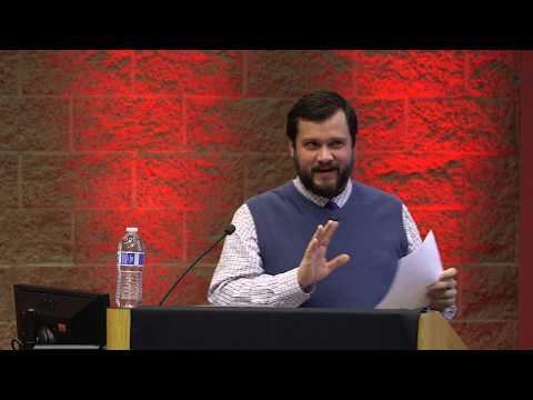 2018 Global Mormon Studies Conference: Thomas Evans