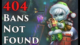 404 BANS NOT FOUND | Tristana - URF Mode