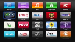 Apple TV 2: Upgrade XBMC In One Step EASY!