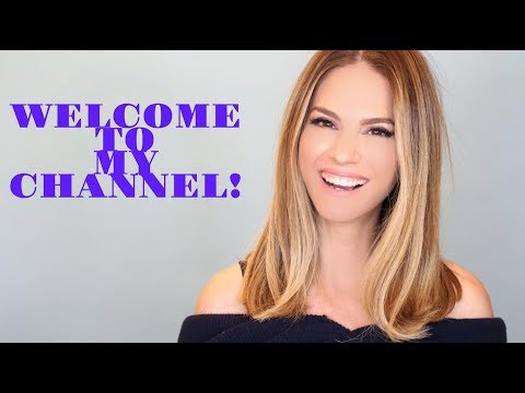 WELCOME TO MY CHANNEL!!