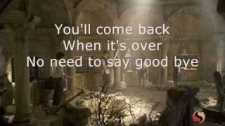 call regina spektor narnia prince caspian ending song