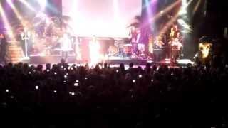 Lana Del Rey Born To Die Vicar Street Dublin Live 27/5/13