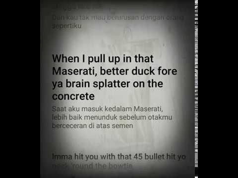 Rich Chigga - Dat Stick (Lyrics + Terjemahan Bahasa Indonesia)