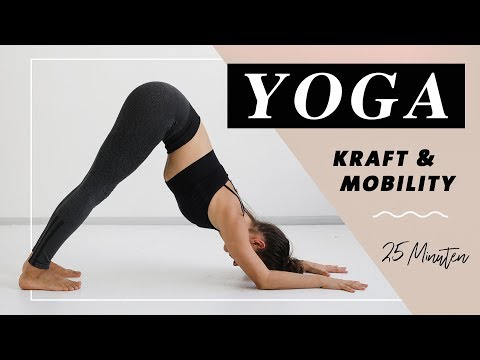 Power Yoga Für Kraft Und Beweglichkeit | Arme, Schultern & Bauch | Mittelstufe