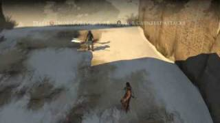 Prince of Persia 2008 (The Fallen King) Gameplay Tutorial 2