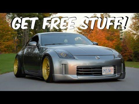 how to get your car sponsored youtube. Black Bedroom Furniture Sets. Home Design Ideas