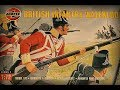 Plastic Soldier Review: AIRFIX 1/72 WATERLOO BRITISH INFANTRY