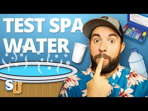 How To Test HOT TUB WATER Accurately | Swim University