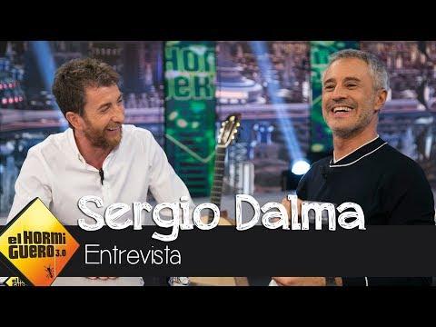 """Sergio Dalma, sobre Cataluña: """"Quiero ser optimista, hay que saber convivir"""" - El Hormiguero 3.0"""