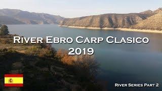 River Ebro Carp Fishing January 2019 - Part 2