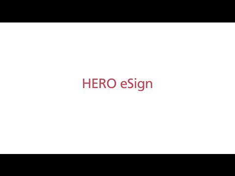 HERO Registered Contractors on the eSign Feature Simplifies Home Renovation Financing
