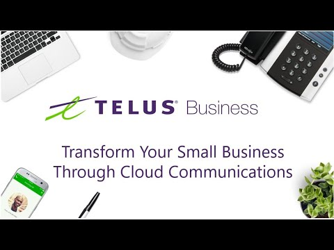 Transform Your Small Business Through Cloud Communications