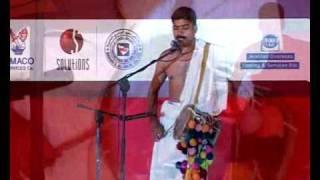 Edakka Performance - NJERALATHU HARIGOVINDAN