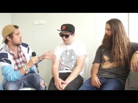 Violent Soho Interview   Poncho