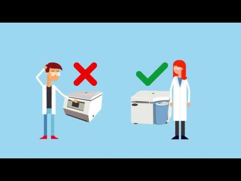 Buying a Benchtop Centrifuge (LINDA the Lab Manager)