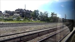 Metro-North Railroad HD: Riding Behind P32AC-DM 203 Hudson Line Train Grand Central - Poughkeepsie