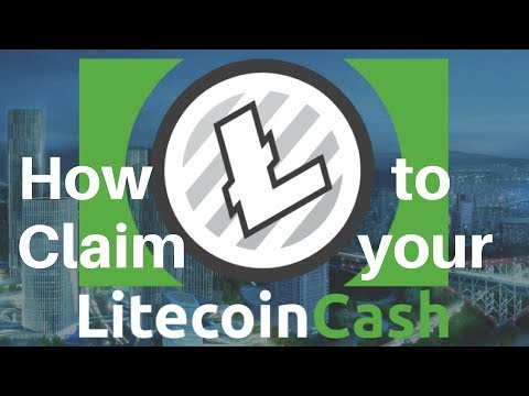 How To Claim Your Litecoin Cash